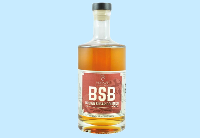 World's Best Flavoured Whisky: Heritage Distilling Company Brown Sugar Bourbon