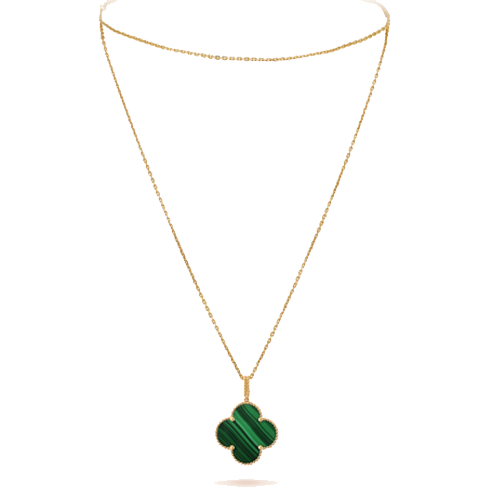 Van Cleef & Arpels Magic Alhambra long necklace