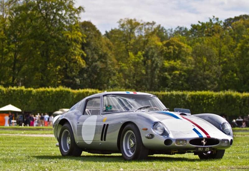 #1. 1963 Ferrari 250 GTO - $70 million