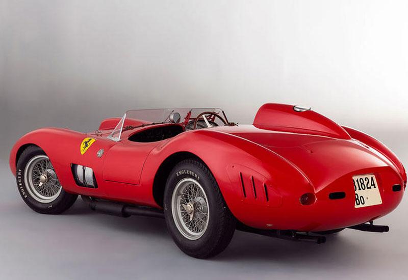 #2. 1957 Ferrari 335 S - $35.6 million