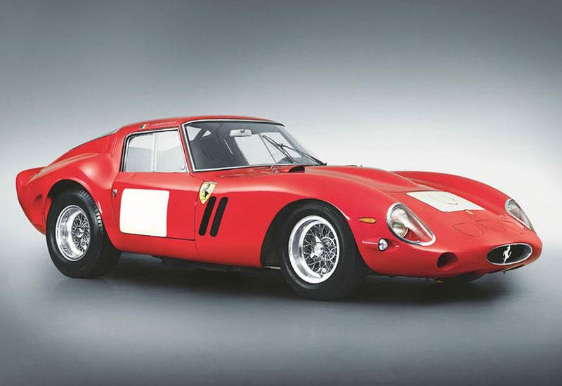 #3. 1962 Ferrari 250 GTO 3851 GT - $38.1 million