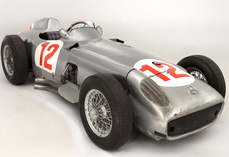 4. 1954 Mercedes-Benz W196 - $29.6 million