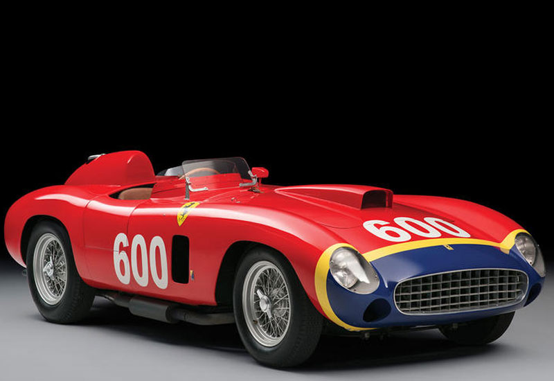 #5. 1956 Ferrari 290 MM - $28.1 million