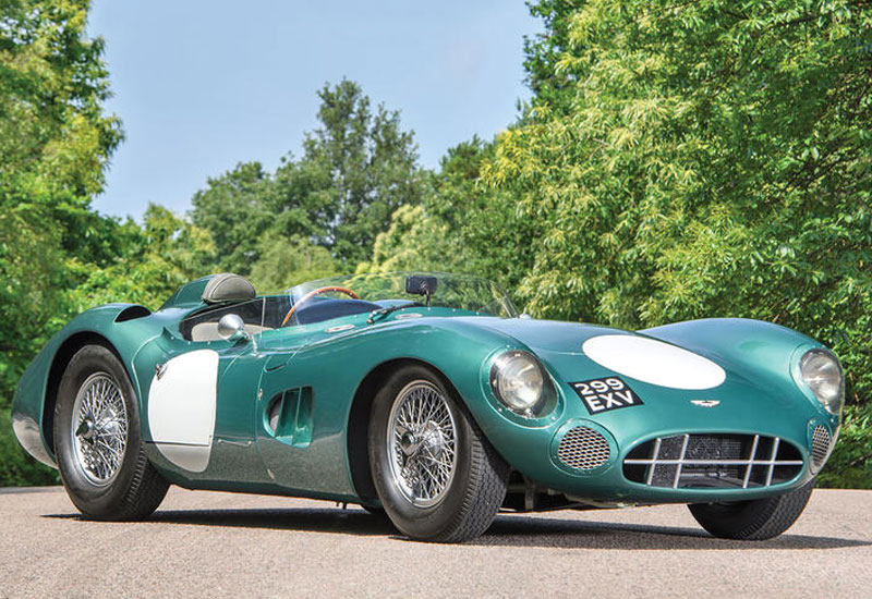 #7. 1956 Aston Martin DBR1/1 - $22.6 million
