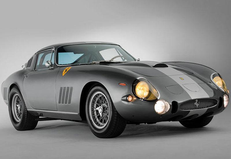 #9. 1964 Ferrari 275 GTB/C Speciale - $26.4 million