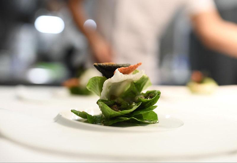 #1 Osteria Francescana (Modena, Italy)