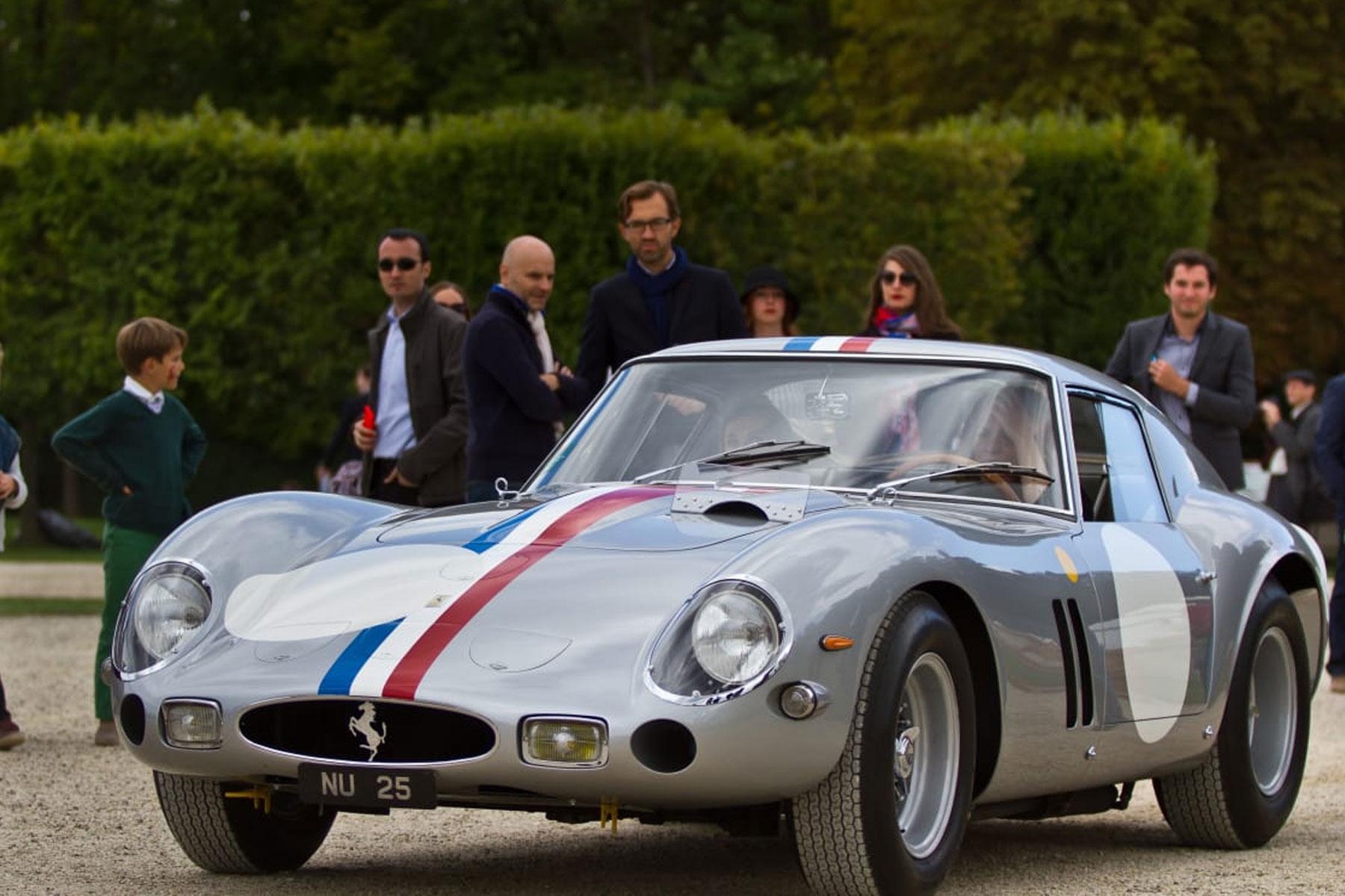 Vintage cars auction