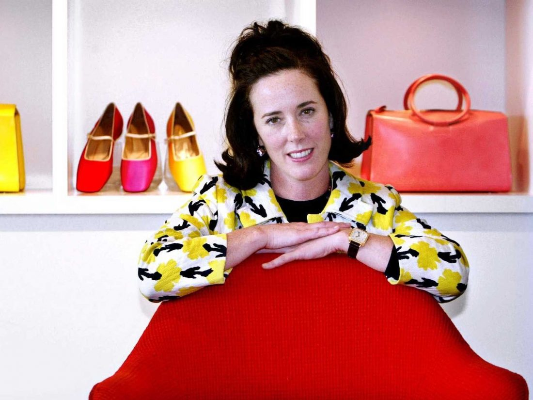 8 fun fashion lessons we learnt from Kate Spade