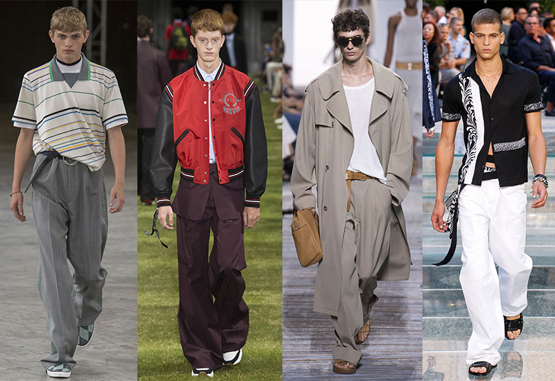 The baggier, the better