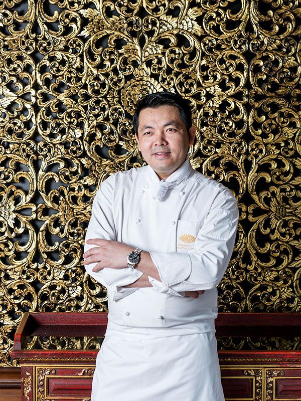 Chef Prasert Sussadeewong
