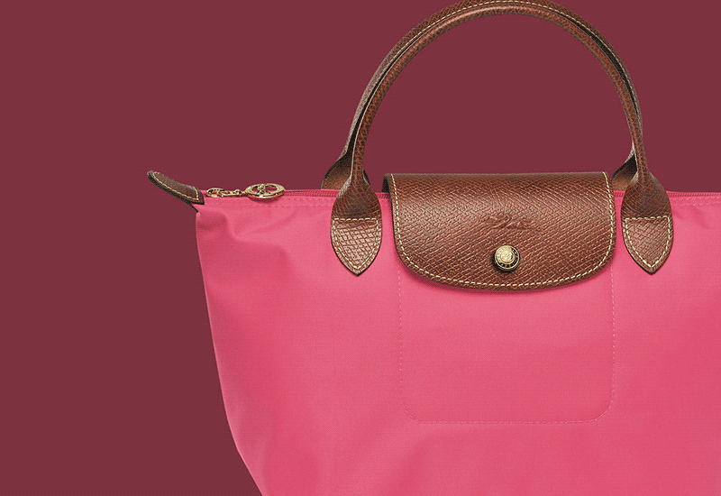 bd2650a4e240 25 facts about the Longchamp Le Pliage bag that makes it so iconic today