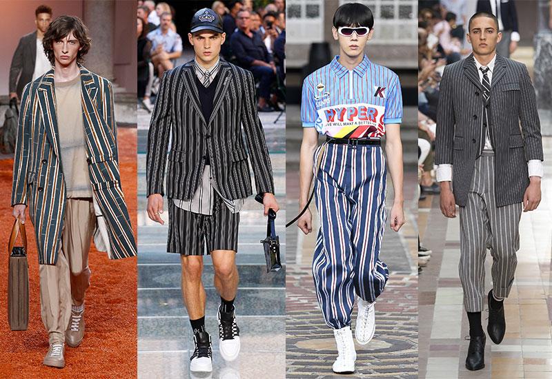 Serious stripes