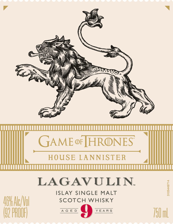 House Lannister: Lagavulin 9 Year Old