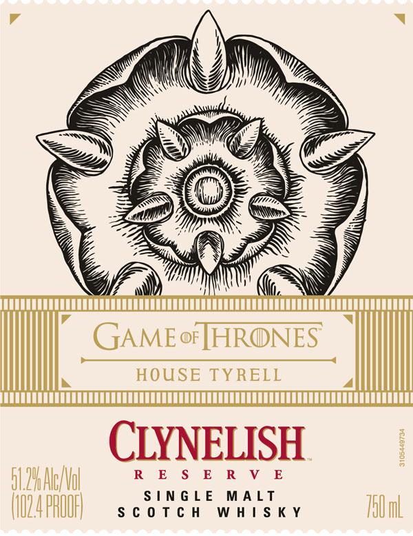 House Tyrell: Clynelish Reserve