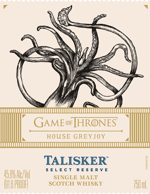 House of Greyjoy: Talisker Select Reserve