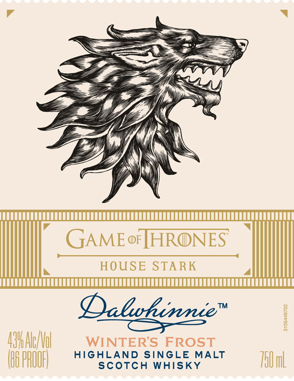 House Stark: Dalwhinnie Winter's Frost