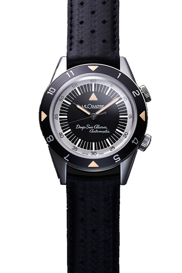 2011: Jaeger-LeCoultre Master Memovox Tribute to Deep Sea