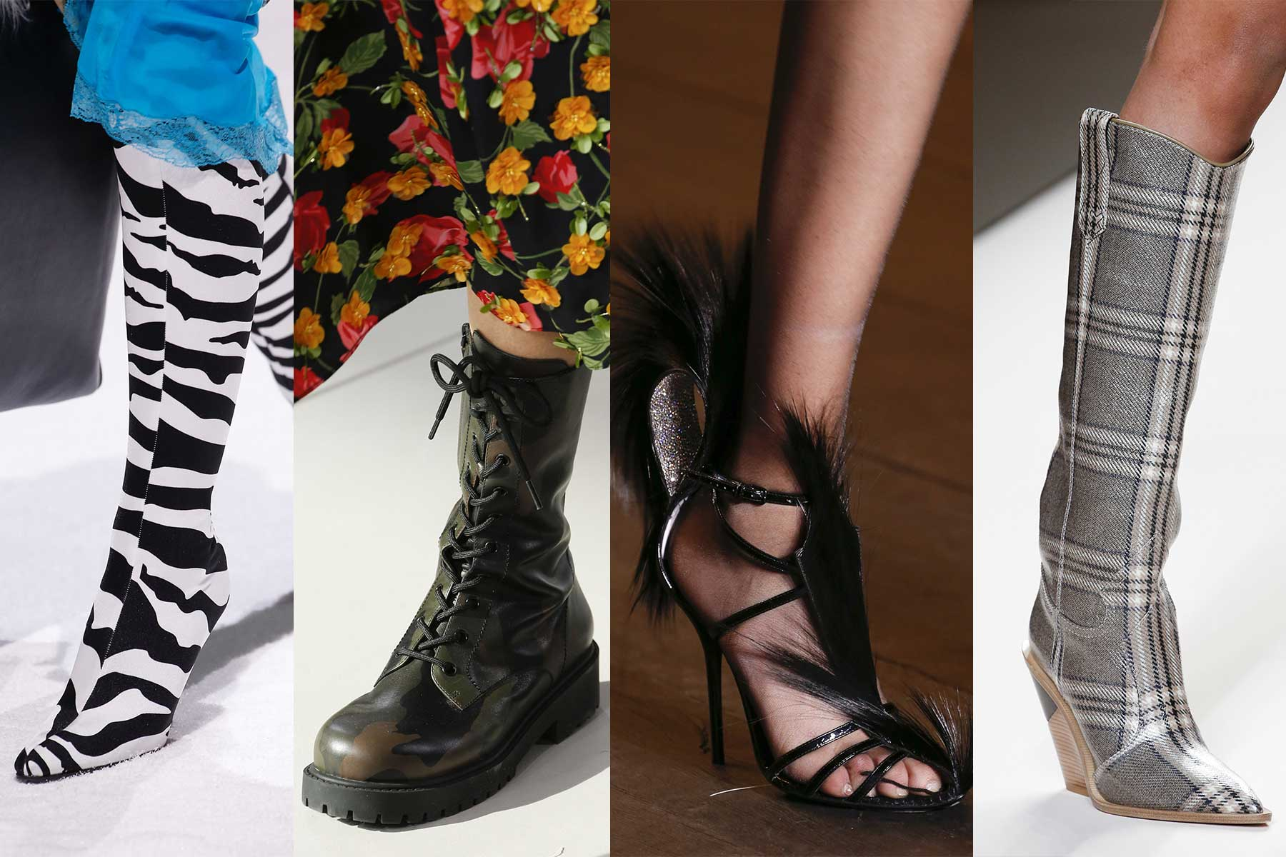 hot-selling fashion special for shoe good quality 7 footwear trends you'll be seeing this Fall/Winter 2018