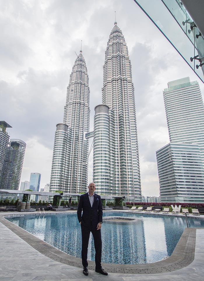 First look inside w kuala lumpur with general manager - Piccolo hotel kuala lumpur swimming pool ...