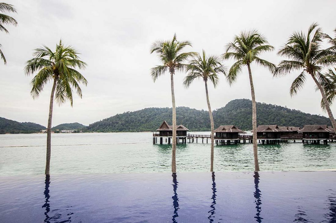Pangkor Laut Resort - Uncompromised privacy on an island of its own