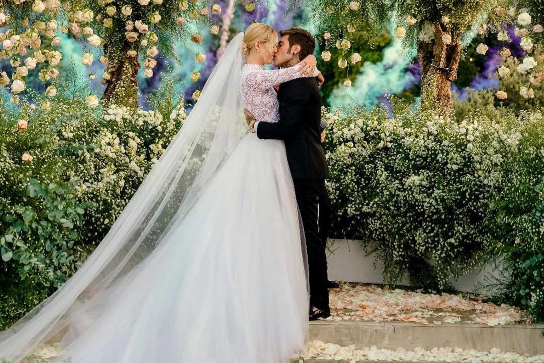 All You Need To Know About Chiara Ferragnis Dream Dior Wedding