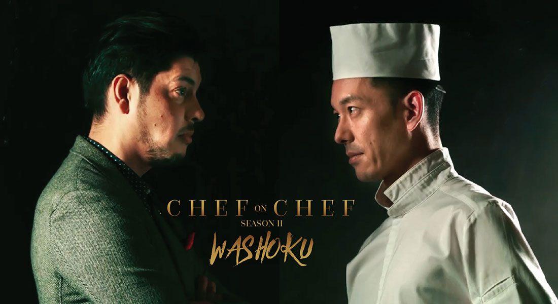 Chef on Chef 2 Episode 1: Hibiki hosts Chef Jeff Ramsey
