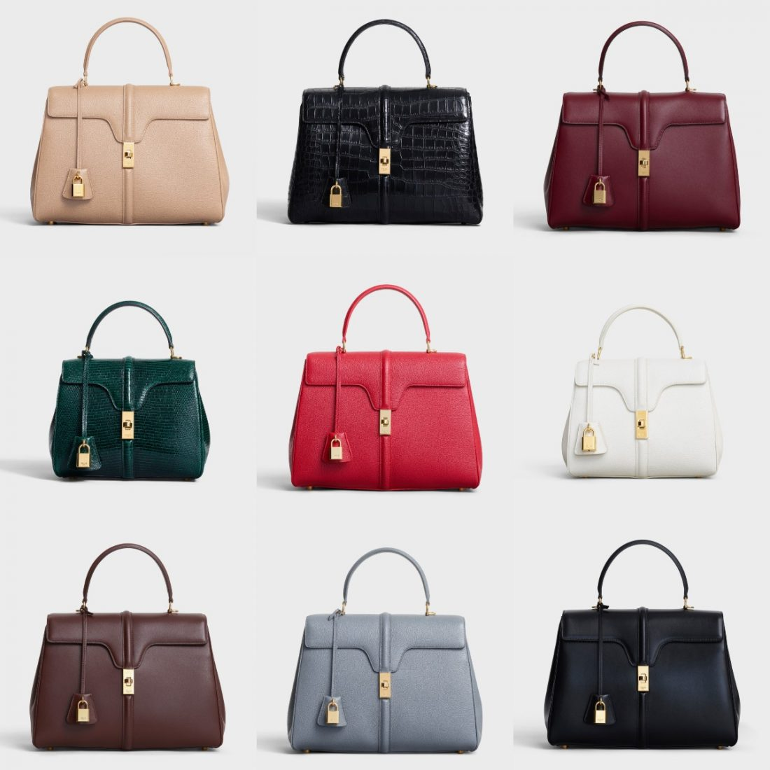 721ebc0626388 Hedi Slimane s vision for Celine as seen through his debut bag collection(s)