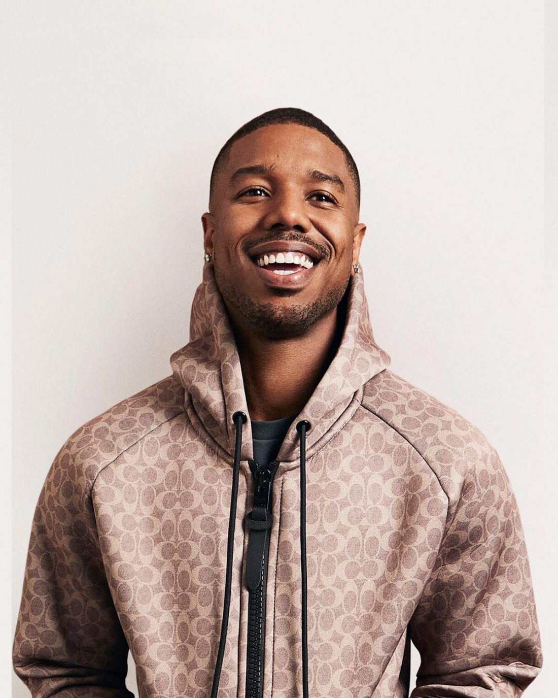 Michael B Jordan joins Selena Gomez as the global face of Coach