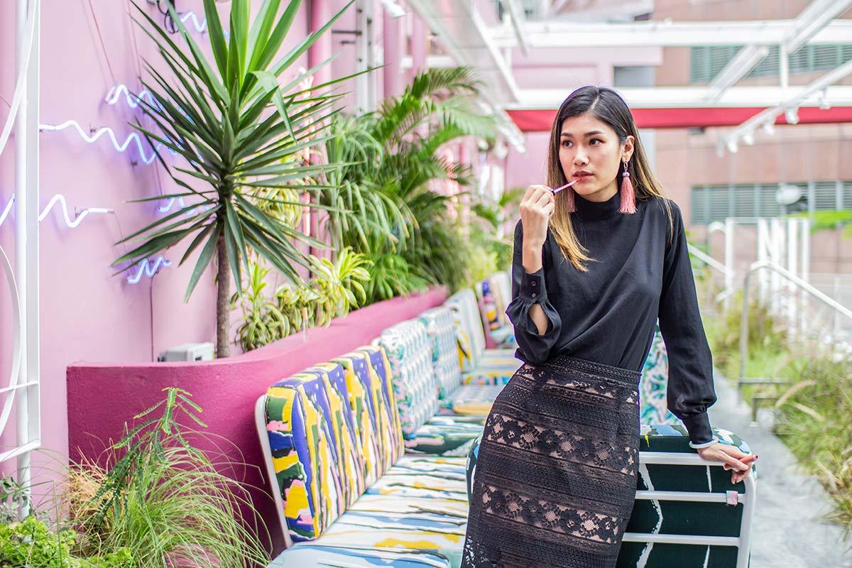 Local beauty moghuls: Raeesa Sya of Orkid Cosmetics