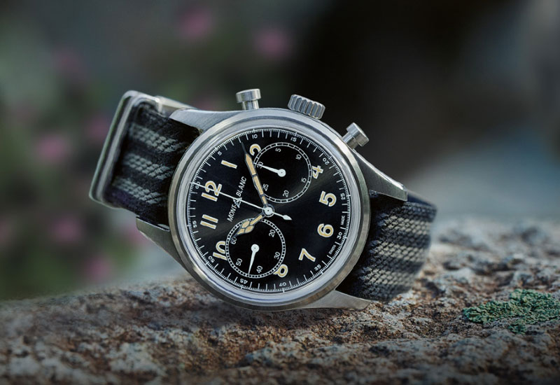 Montblanc 1858 Automatic Chronograph