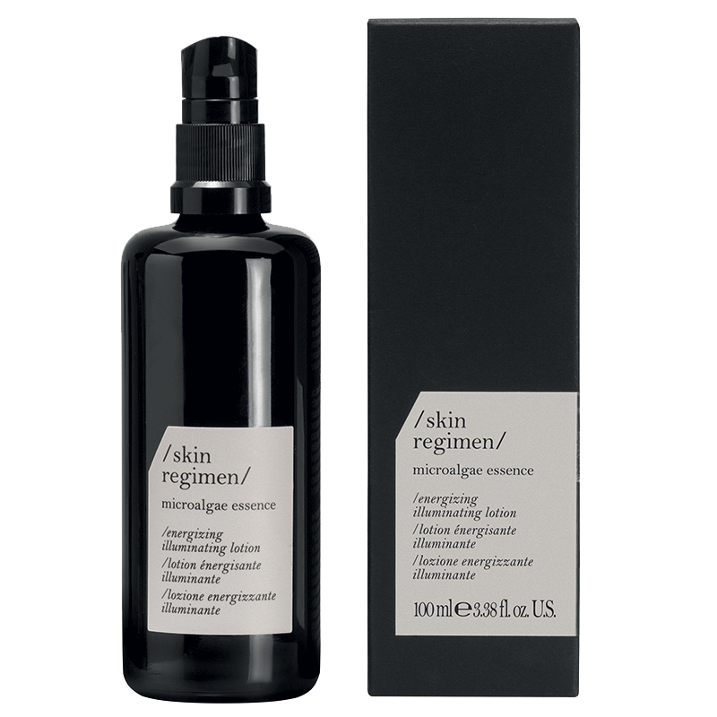 /skin regimen/ microalgae essence