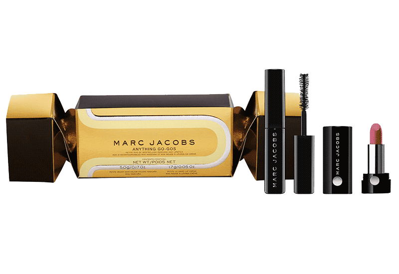 Marc Jacobs Beauty Anything Go-Gos Mascara & Lipstick Duo Cracker