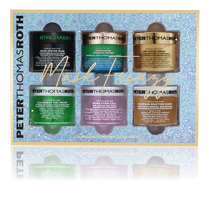 Peter Thomas Roth Mask Frenzy 6-piece kit
