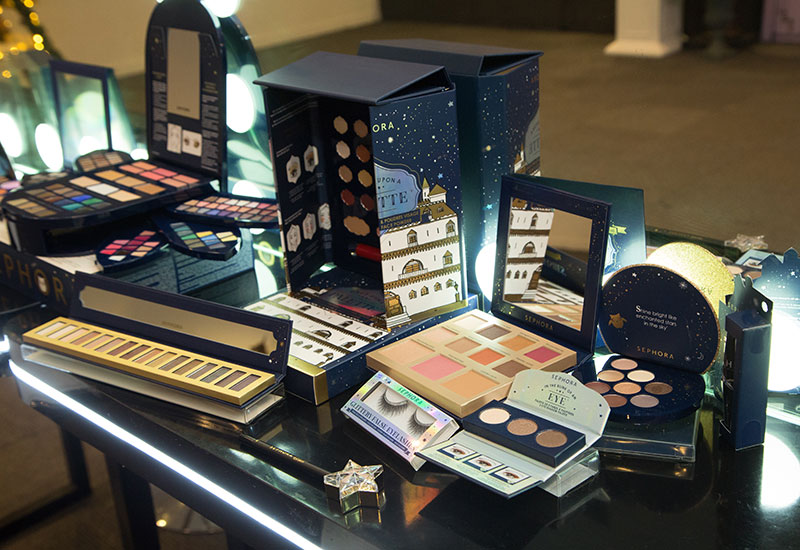 Sephora Collection Holiday Preview