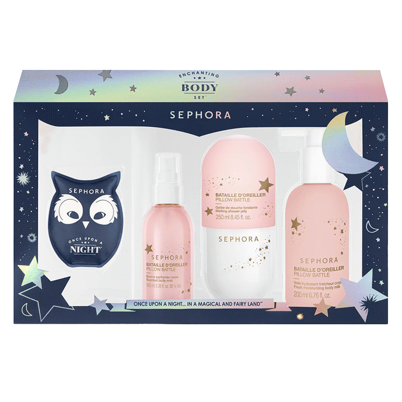 Sephora Collection The Enchanting Body Set