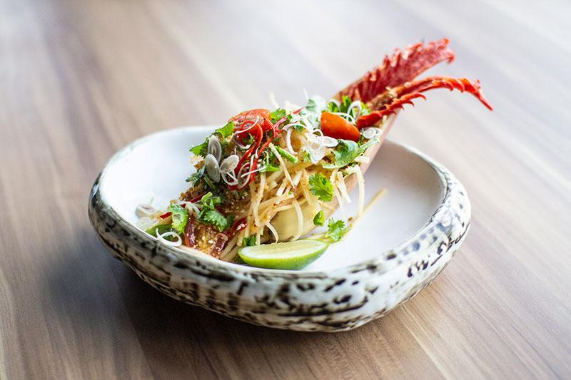 Papaya Som Tam Salad