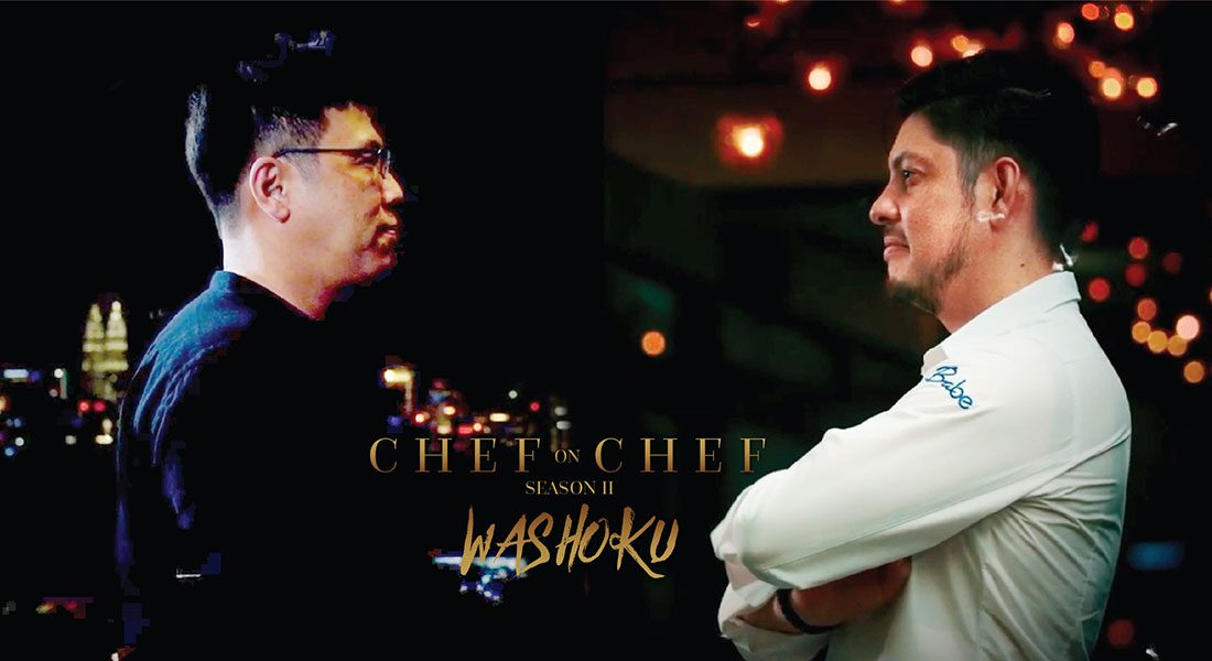 Chef on Chef 2 Episode 4: Babe opens its doors to Chef Hironari Ooba
