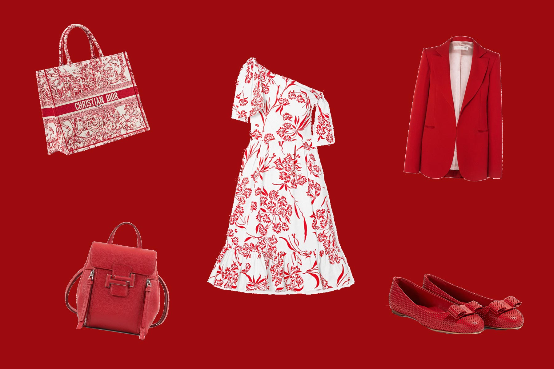 How to subtly wear red this CNY to avoid dark looks from ghosts of aunties  past 5acc653e903d1