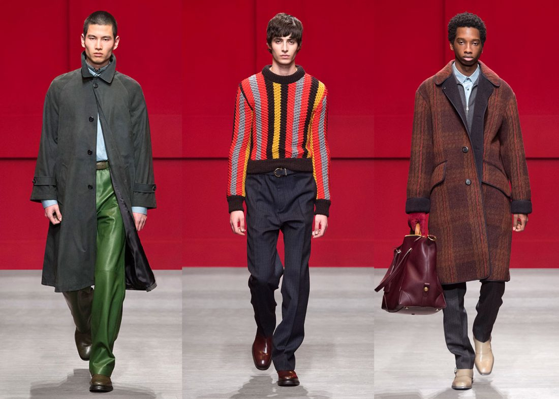 b96ee6dc0f12c Salvatore Ferragamo bags Best Men s Fashion Collection Award for A W18