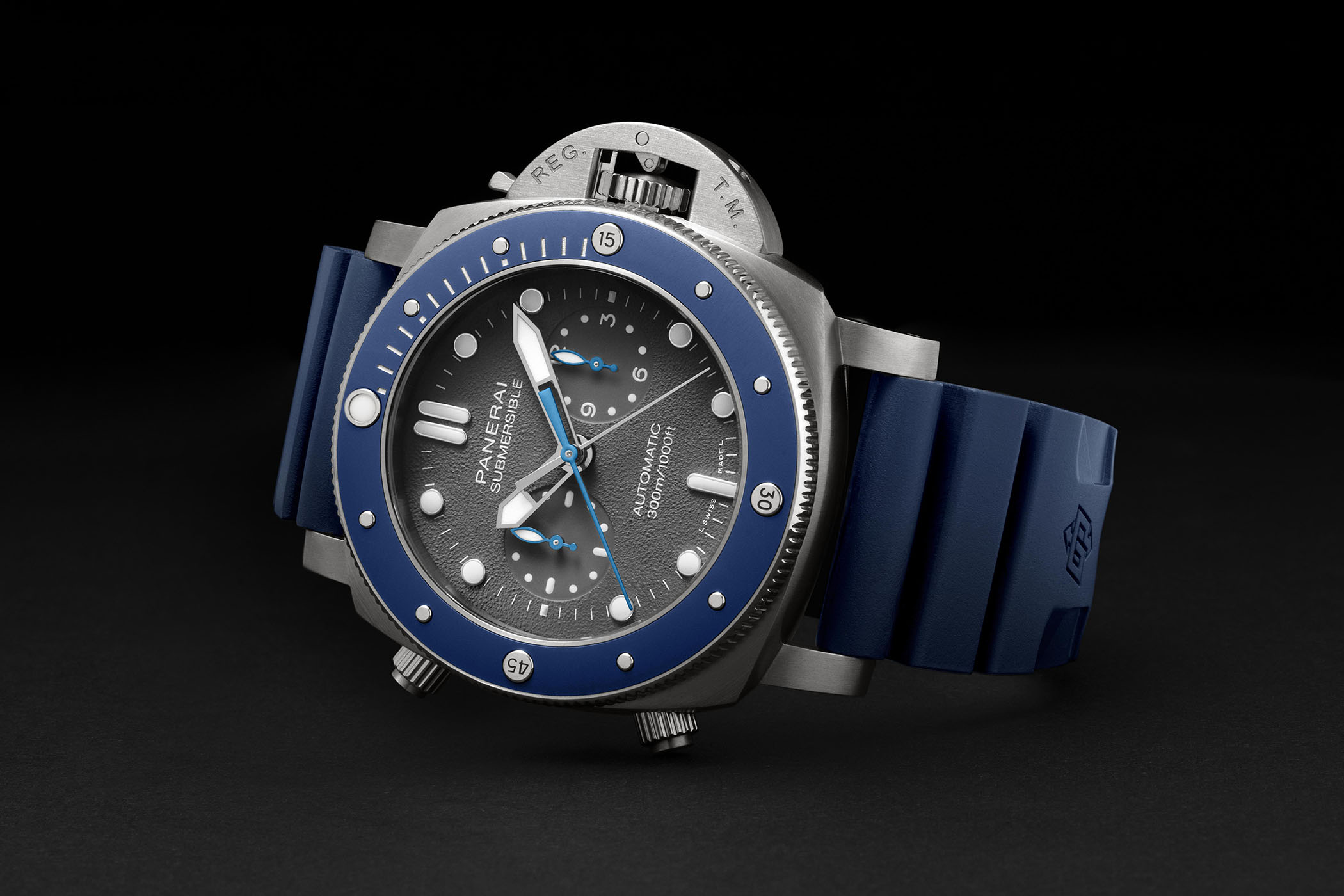 Panerai Submersible Chrono Guillame Néry Edition