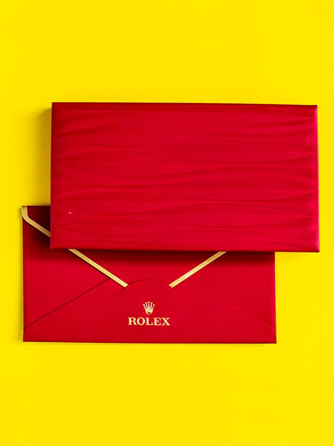 #16 Rolex