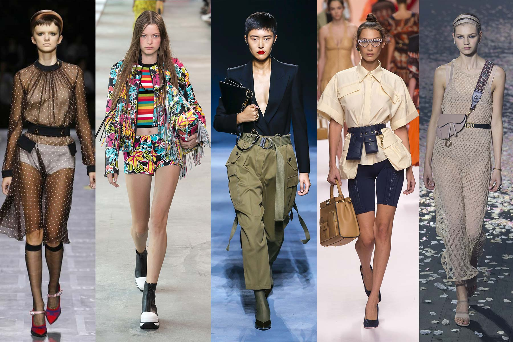 7 Top Trends From Spring Summer 2019 Fashion Week
