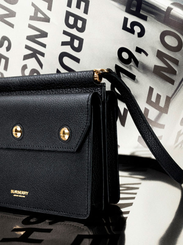 50694dbf531 Riccardo Tisci is making big changes at Burberry. Ever since he was  appointed the house's chief creative officer last year, the Italian  designer has ...