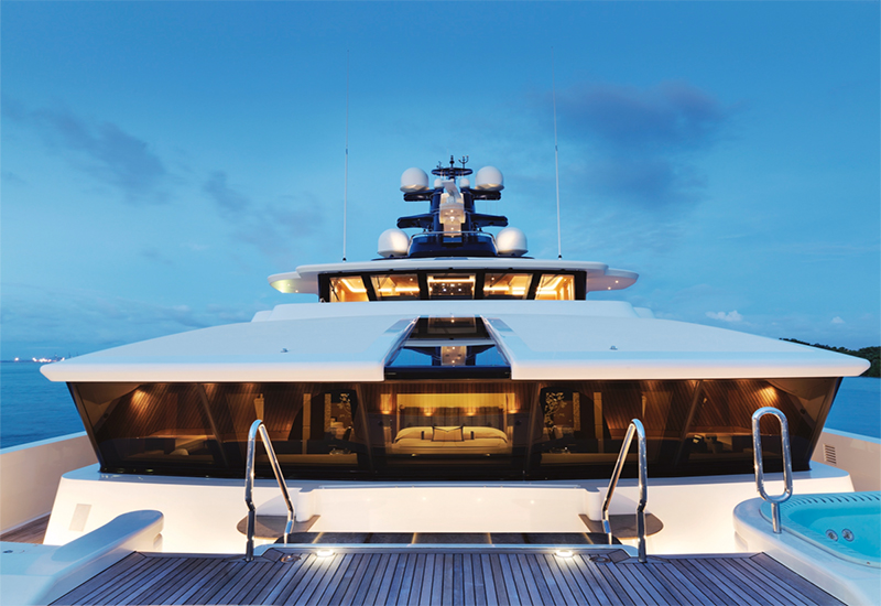 Infamous superyacht Equanimity for sale at $130 million