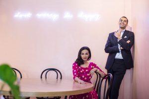 Anjula Singh Bais and Satish Selvanathan