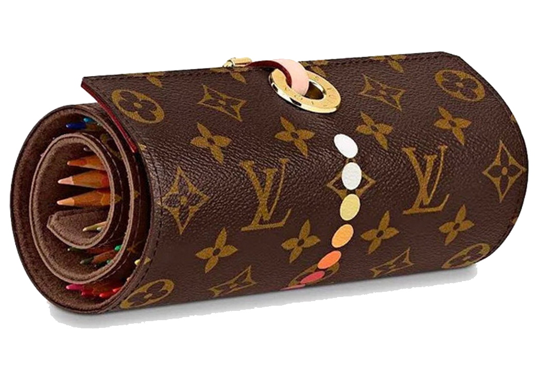 2f1dd07919eb Louis Vuitton is bringing us a leather-bound colour pencil set for  900