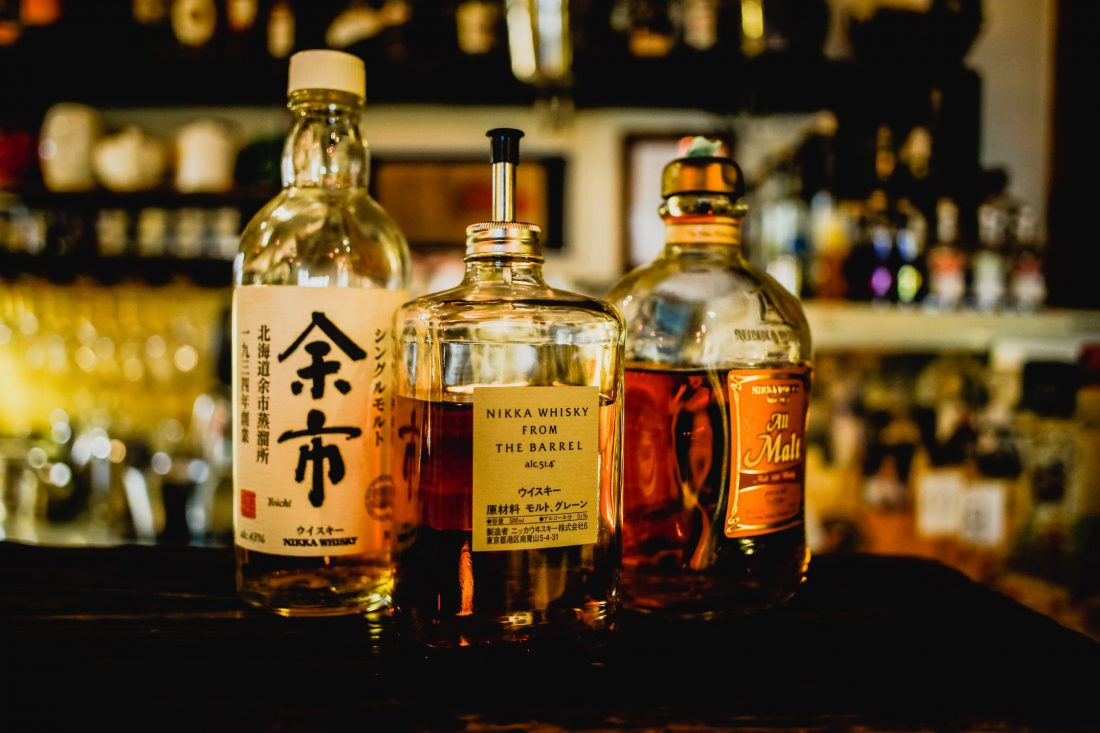 The case of the disappearing Japanese whiskies