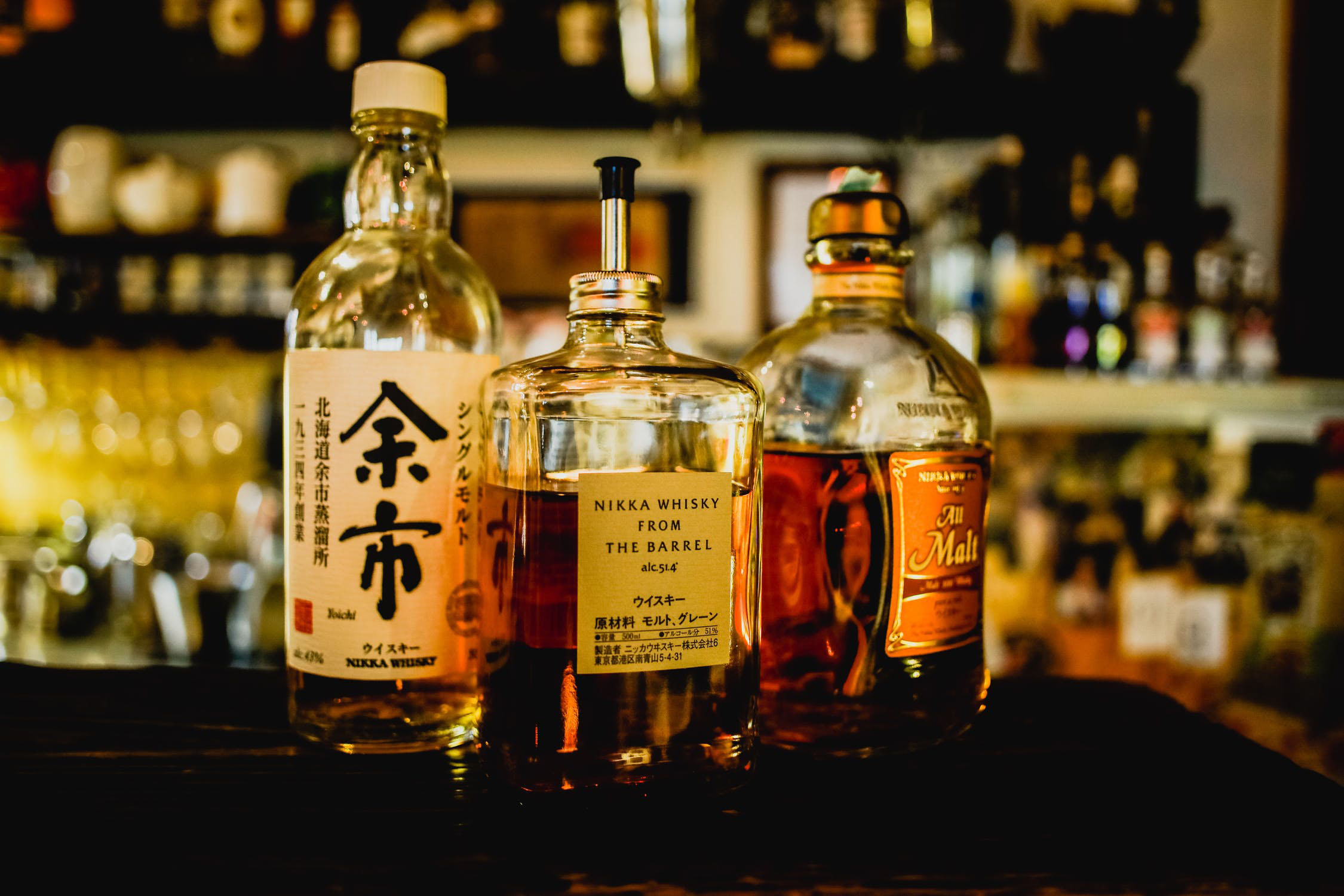 c40573f8e2d9 The case of the disappearing Japanese whiskies