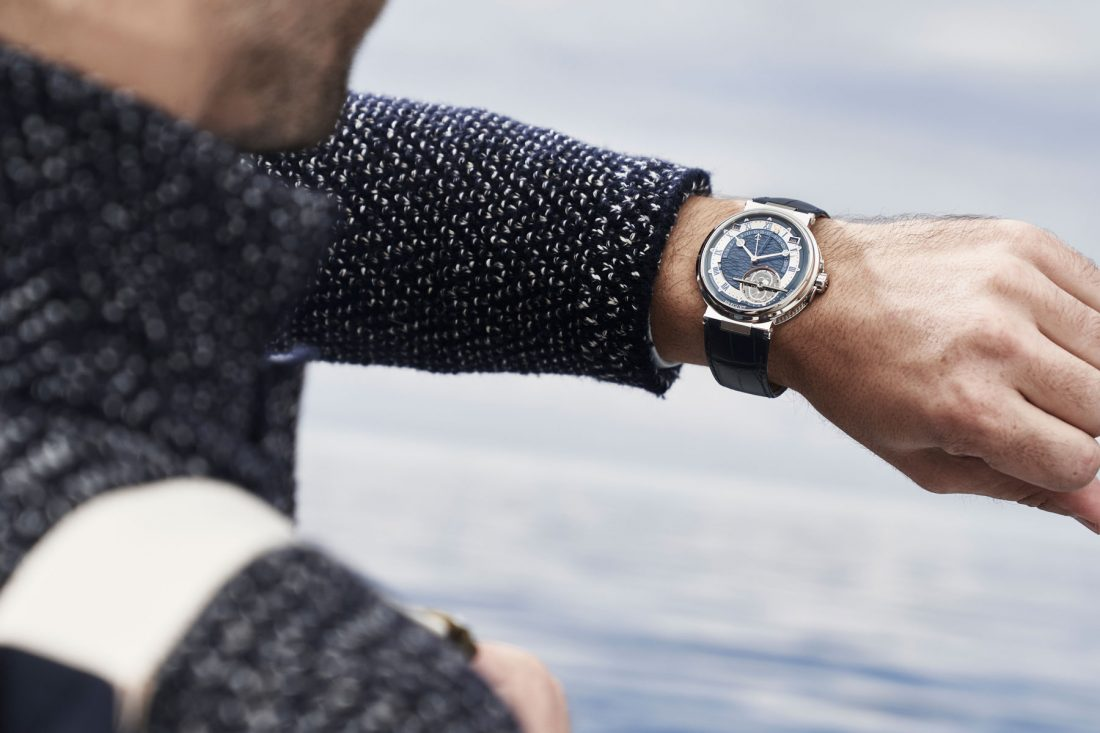 Breguet sails into new maritime era with new La Marine collection