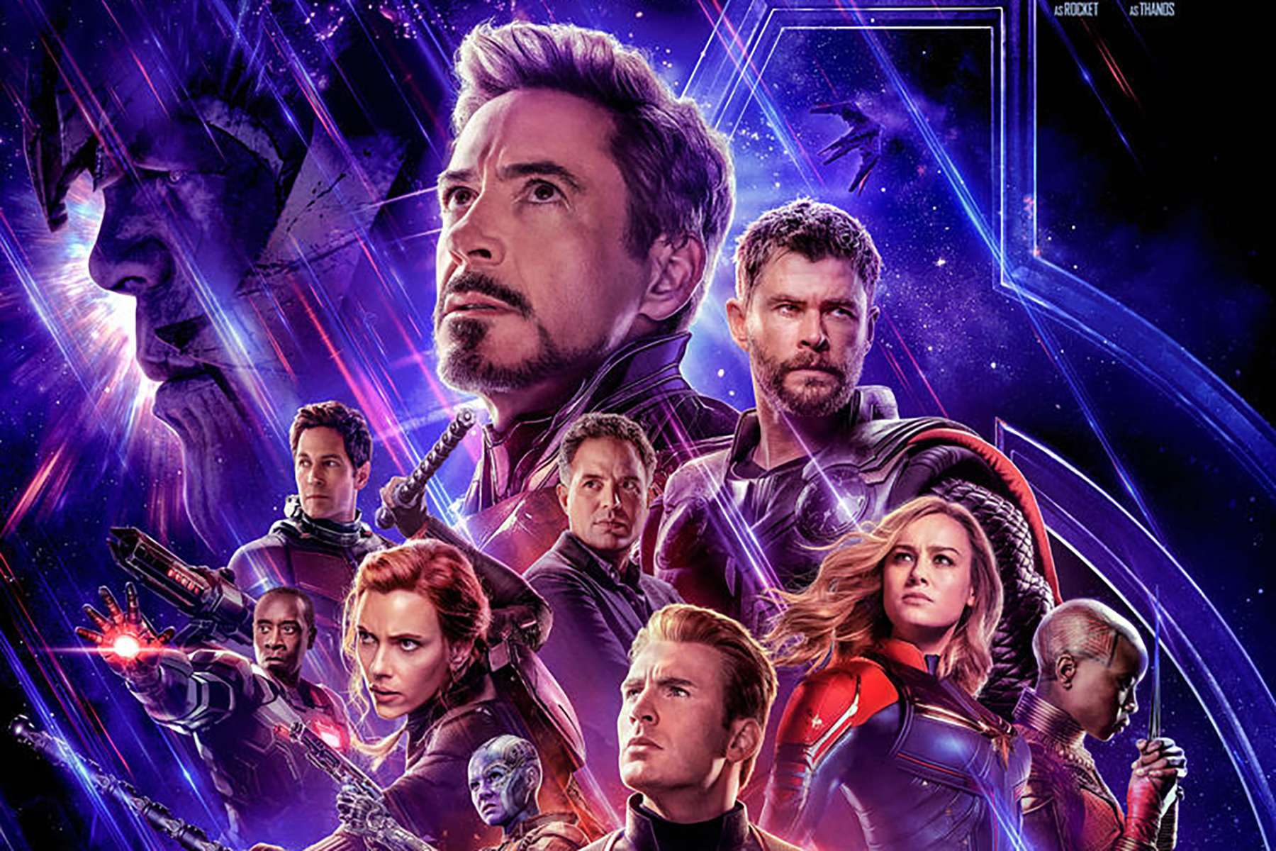 4 Interesting Things from Trailer Avengers Endgame